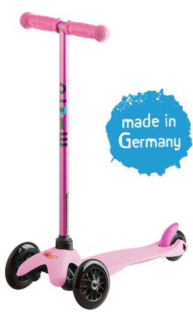 Tretroller Mini Micro Sporty candy pink