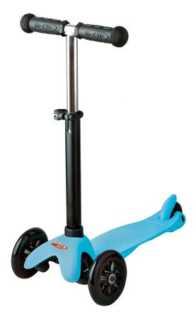 Kinderroller Mini2go blau