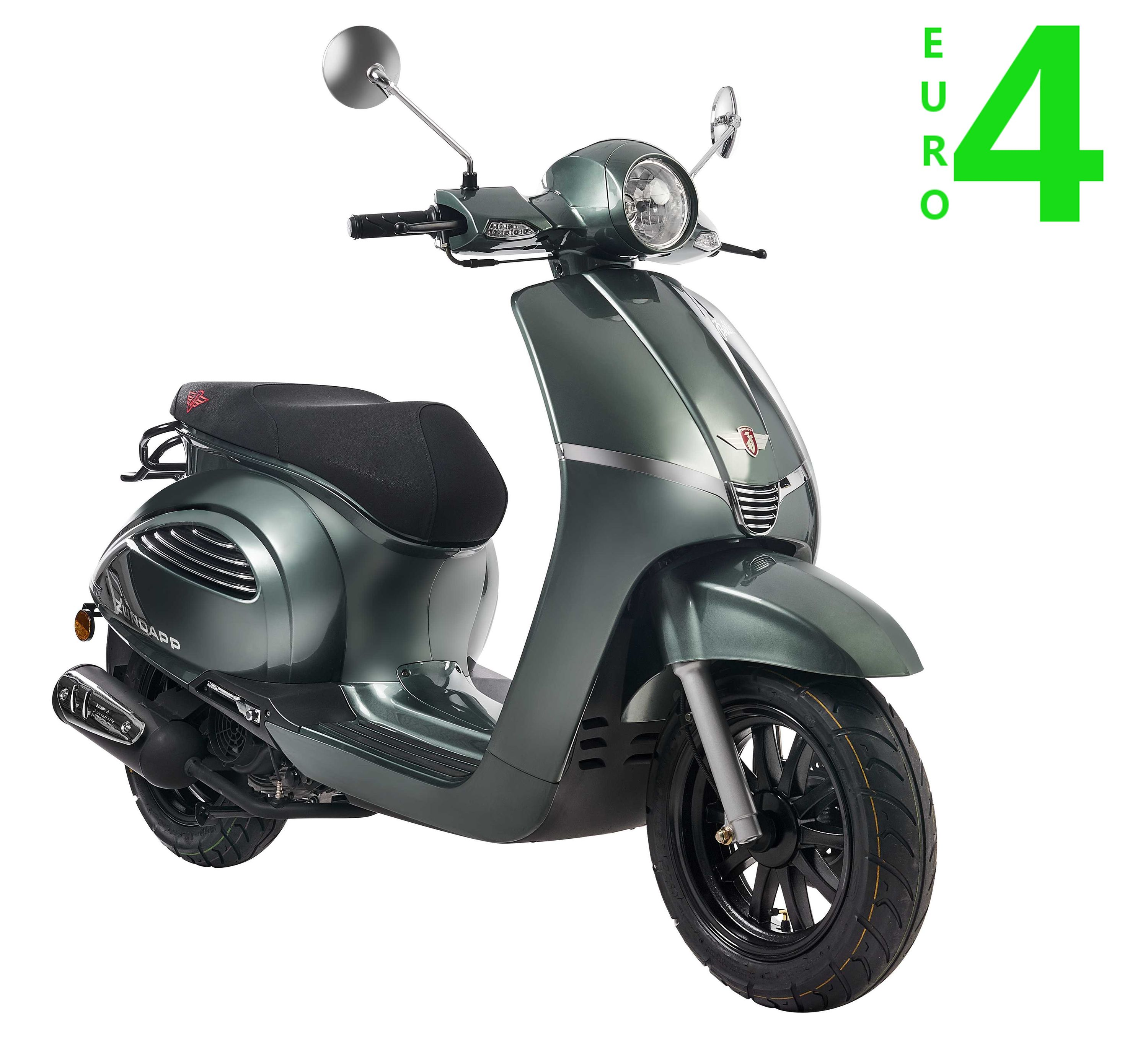 z ndapp bella r 50ccm 25 km h motorroller petrol euro 4. Black Bedroom Furniture Sets. Home Design Ideas