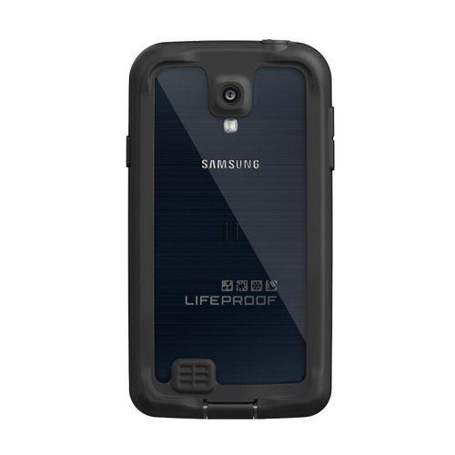 Lifeproof Nüüd Cover Hülle wasserdicht schmutzdicht für Samsung Galaxy S4 Schwarz