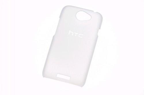 HTC HC C742 Hard Cover Hülle für HTC ONE S - milchklar