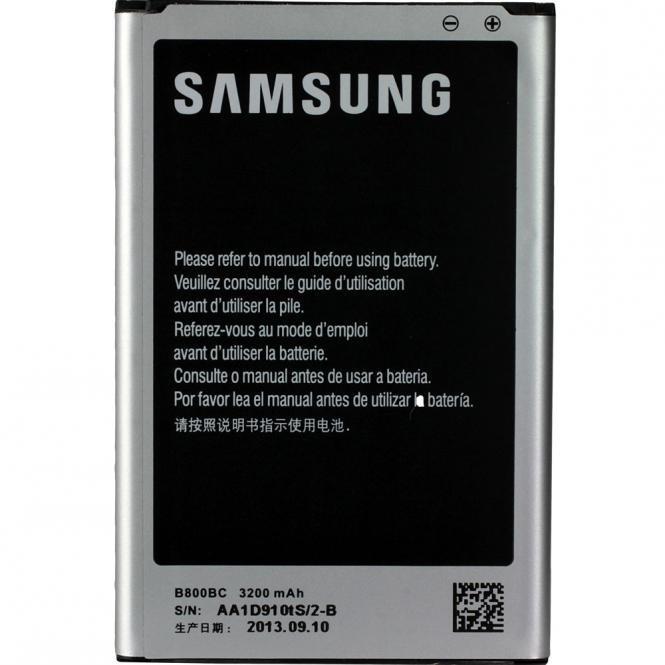 Samsung Bulk Original Li-Ion 3200mAh EB-B800B Akku Samsung Galaxy Note 3 SM-N9000 9005