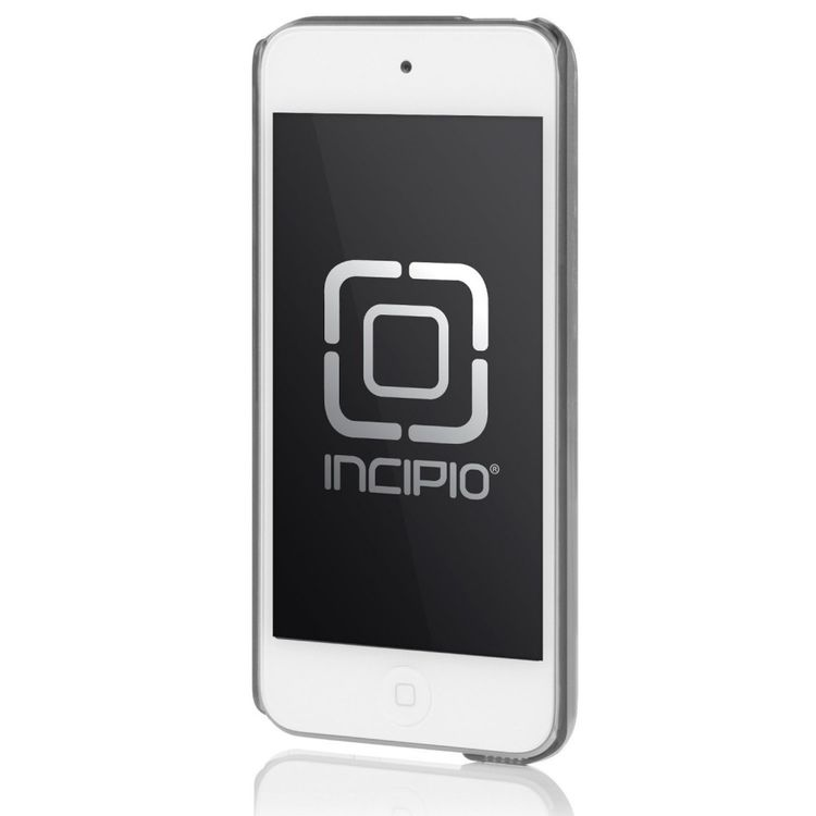 Incipio Feather Shine Cover Hülle für iPod Touch 5G - Silber