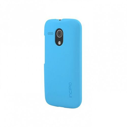 Incipio MT-333-BLK Feather Cover Hülle Motorola Moto G Blau