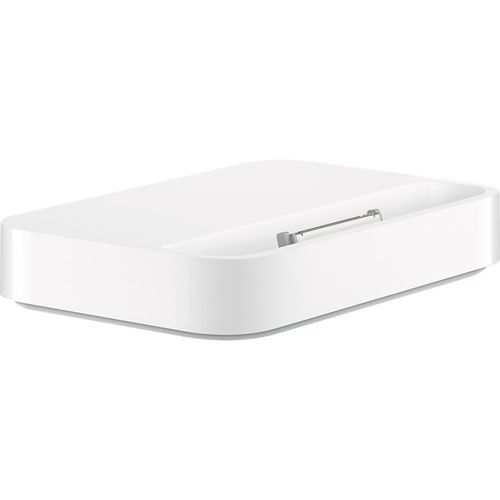 Apple iPhone 4 / 4S Tischladestation Dock in Weiss