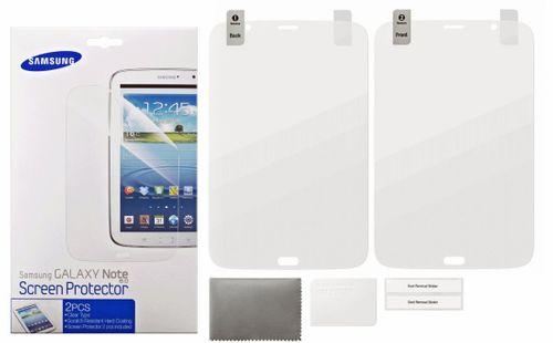 Samsung ET-FN510CTEG Display Schutzfolie 2 Stück Galaxy Note 8.0