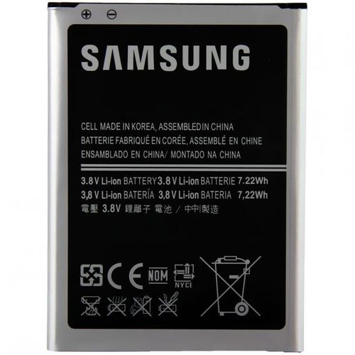 Samsung EB-B500BE Original 1900mAh Li-Ion Akku Batterie NFC Galaxy S4 Mini Bulk