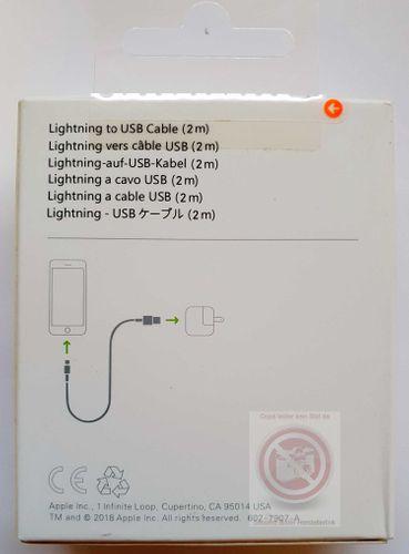 kaufen original blister apple md819zm a lightning. Black Bedroom Furniture Sets. Home Design Ideas