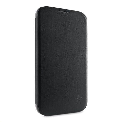 Belkin F8M734B1 Micra Folio Hülle Cover für Samsung Galaxy Note 3 schwarz