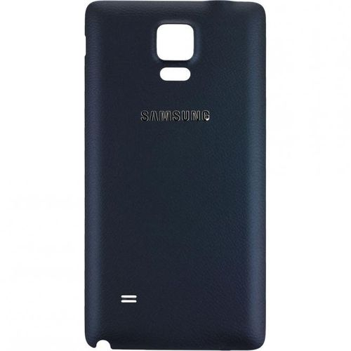 Original Samsung Galaxy Note 4 Akkudeckel Back Cover schwarz