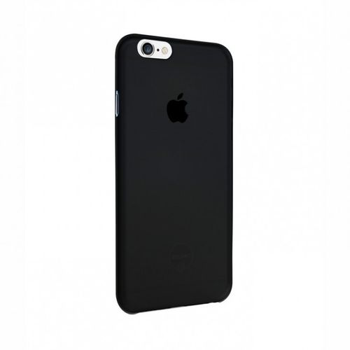 Ozaki OC555BK O!Coat Jelly 0,3mm Cover Hülle iPhone 6 6S Schwarz