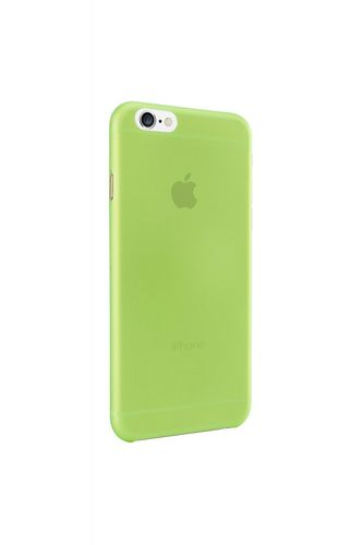 Ozaki OC555GN O!Coat Jelly Cover Hülle, iPhone 6 6S, Lime Grün