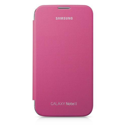 Samsung EFC-1J9FPEGSTD Flip Cover Galaxy Note 2 / Note 2 LTE Pink