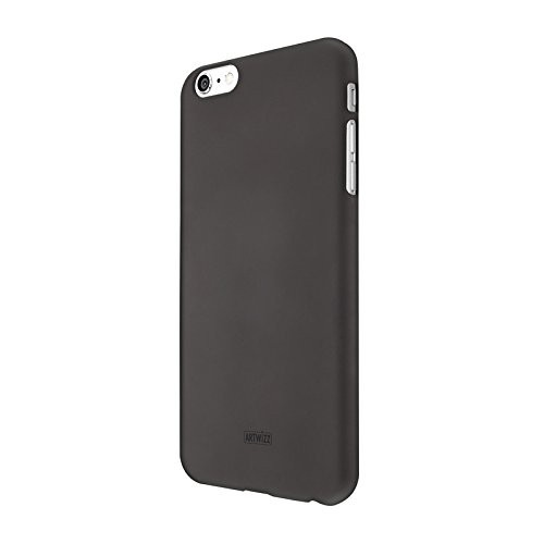 Artwizz Rubber Clip Cover für Apple iPhone 6 6S schwarz