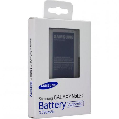 Originalverpackung Samsung EB-BN910BBE Original Li-Ion 3220mAh Akku, Galaxy Note 4 SM-N910