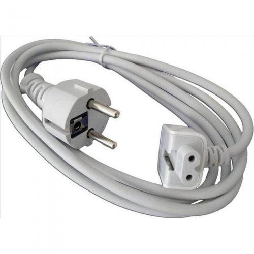 Volex Stromkabel EU Stecker 1.8m für Apple Magsafe Verlängerungskabel Bulk