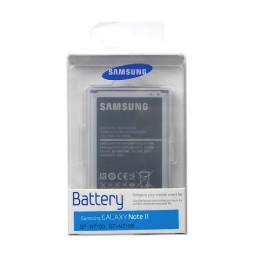 Samsung Blister Original EB 595675LUC Li-Ion Akku Battery 3100 mAh für Galaxy Note 2 / LTE