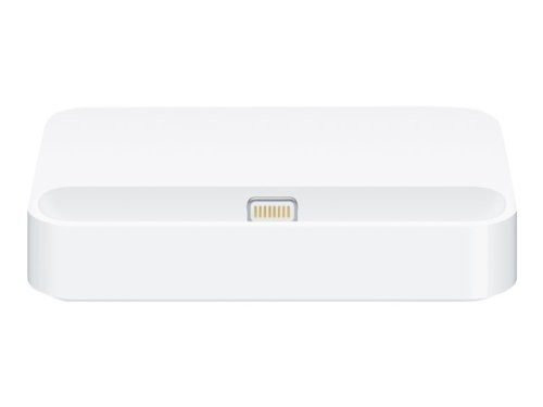 Apple MF031ZM/A Dockingstation Ladestation iPhone 5C weiss