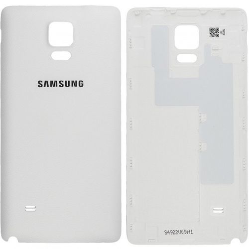 Original Samsung Galaxy Note 4 Akkudeckel Back Cover weiss