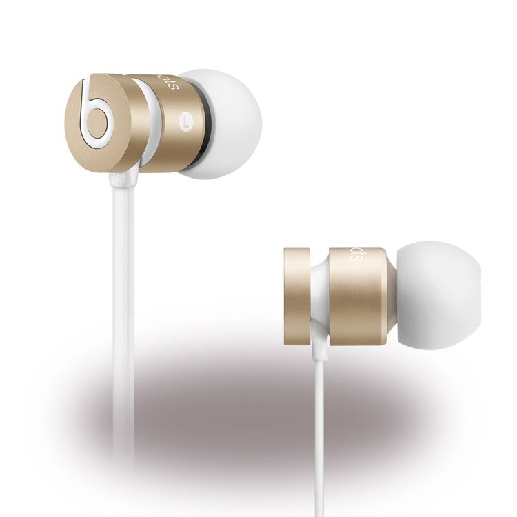 Beats by Dr.Dre MK9X2ZM/A Bulk urBeats 2 InEar Headset, iPhone iPod iPad cashmere gold