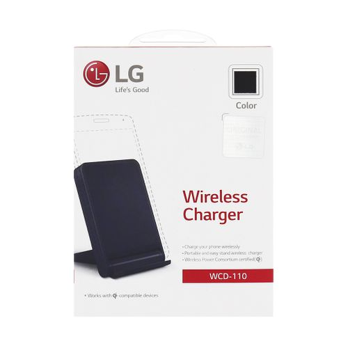 LG WCD-110 Dockingstation IQ wireless laden für Smartphone LG G4 schwarz