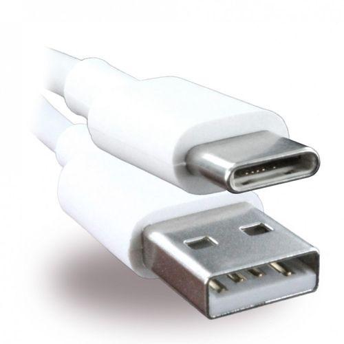 Huawei AP-51 USB Ladekabel Datenkabel auf USB Typ C weiss
