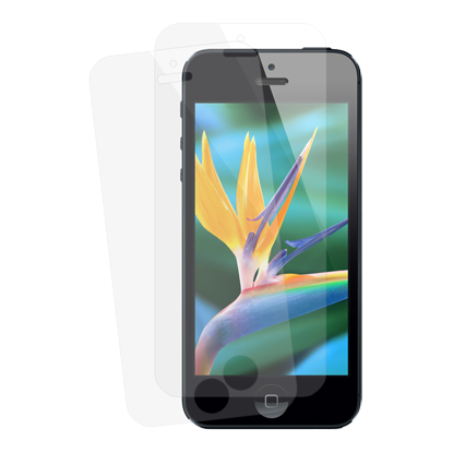 Original Blister Apple MD818ZM/A Lightning Ladekabel iPhone 6 6s, 4x Klar Displayschutzfolie