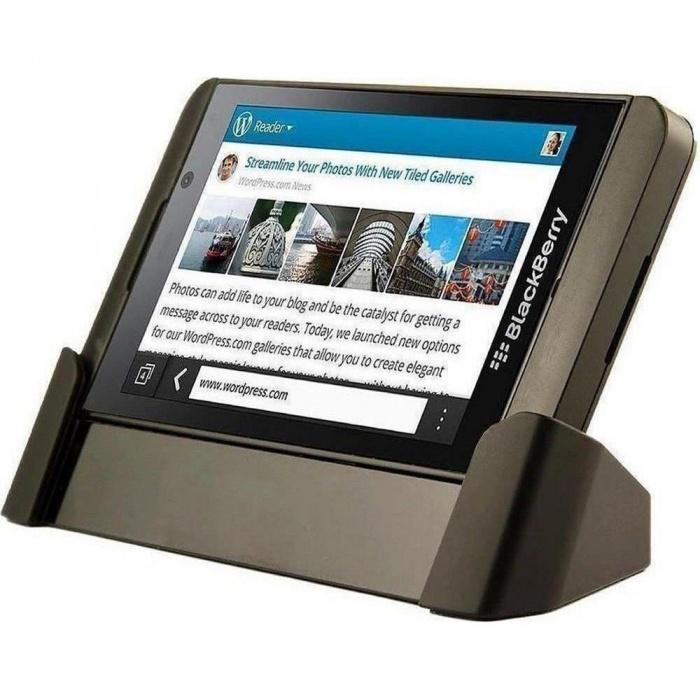 Blackberry ASY-14396-019 Multimedia Dock Ladestation + HDMI für Z10 bulk