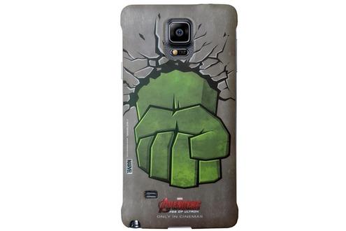 Original Samsung Marvel Avengers Hulk Hard Case für Galaxy Note 4