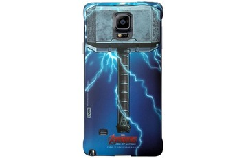 Original Samsung Marvel Avengers Thor Hard Case für Galaxy Note 4