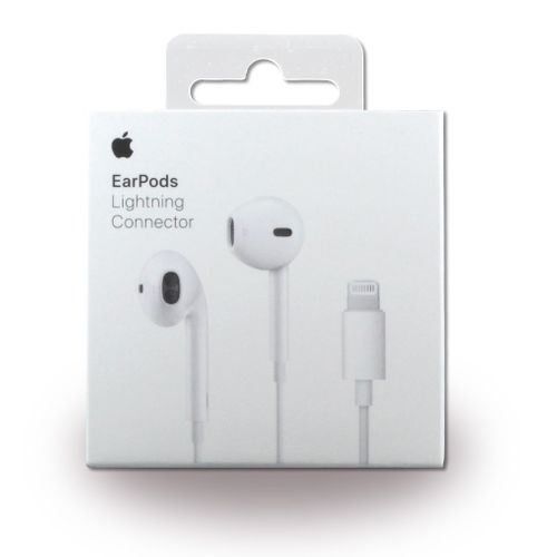 Originalverpackt Apple MMTN2ZM/A Lightning Earpods Stereo Headset iPhone X XS XR / 8 / 7 iPad