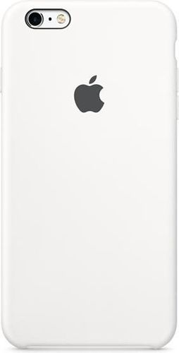 Originalverpackt Apple MKXK2 Silikon Cover für iPhone 6+ 6s Plus in weiss