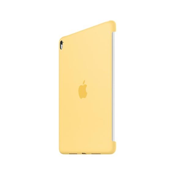 Apple MM282ZM/A Silikon Cover Hülle für iPad Pro 9.7 gelb