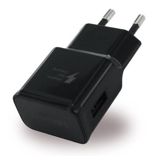 Samsung Bulk EP-TA20EBECG Schnellladegerät Netzteil ohne Kabel für GALAXY S9 S8 8+ S7 /S6 / Edge