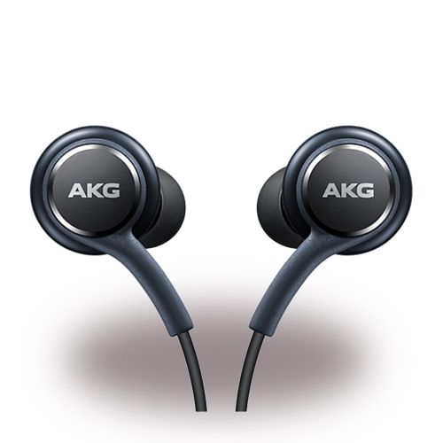 Original Bulk AKG EO-IG955 Headset InEar schwarz, Galaxy S10 S10e S9 S8, Plus, S7, S6, Edge, Note 8, Note 9