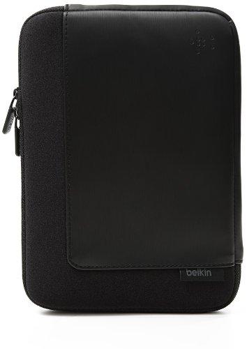 Belkin F7N006vf Neopren Portfolio Sleeve 2.0 für Apple iPad Mini schwarz