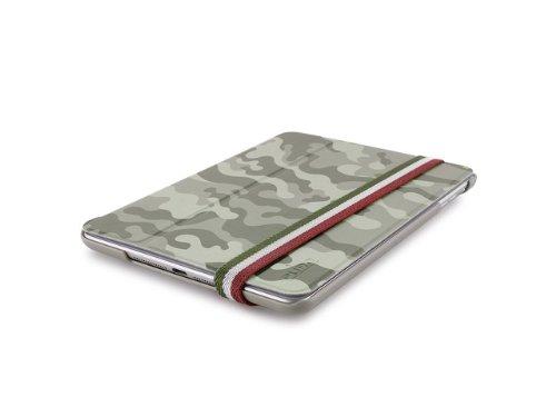 Puro Flip Cover Hülle Zeta Slim für Apple iPad mini - army grün