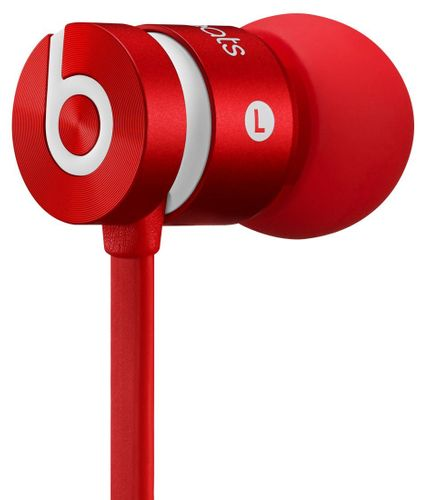 Originalverpackt Beats by Dr.Dre 900-00166-03 urBeats 2 InEar Headset Kopfhörer, iPhone iPod iPad - rot