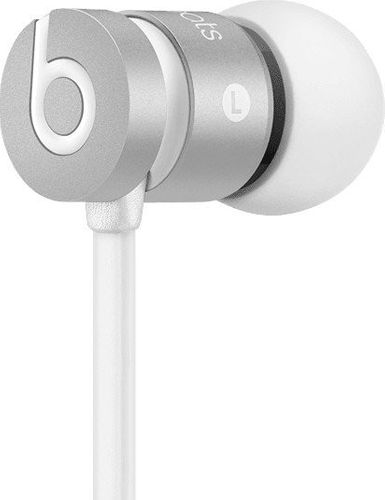 Beats by Dr.Dre 900-00388-03 Bulk urBeats 2 InEar Headset Kopfhörer, iPhone iPod iPad - silber