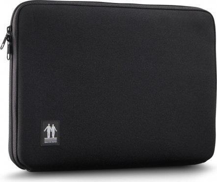 Walk On Water LTS Skin soft Laptop Sleeve schwarz 13,3 Inch