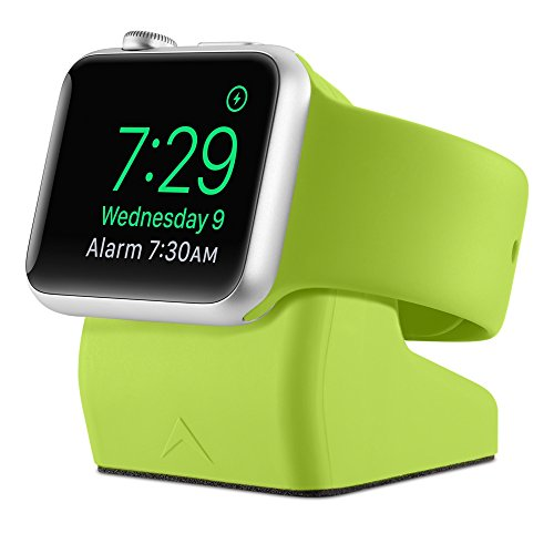 Elevation Lab NS-105 Nightstand Ständer für Apple iWatch grün