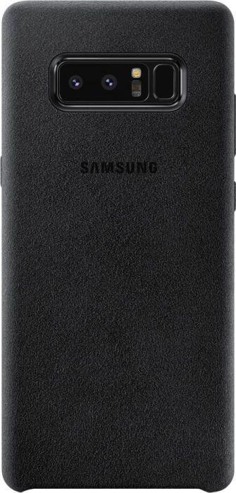 Samsung EF-XN950 Great Alcantara Cover Hülle schwarz - Galaxy Note 8