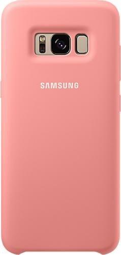 Samsung Silikon Cover Soft EF-PG955 pink für Samsung G955F S8 Plus