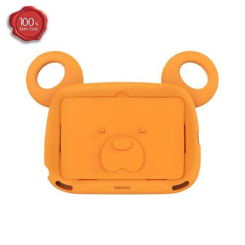 Ozaki OK352YL O!Kiddo Bobo Bear für Apple iPad 2 / 3 / 4 - gelb