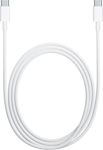 Apple MLL82ZM/A USB-C-Ladekabel 2m in Bulk, USB-C 3.1/USB-C 3.1 - weiss