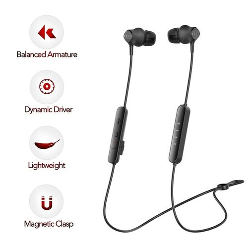 FIIL (ACIL) Stereo Bluetooth In-Ear Ohrhörer Kopfhörer IPX5, Dynamic Driver High-Fidelity Noise-Cancellation