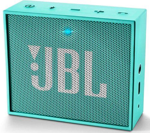 JBL Go Bluetooth Multimedia Lautsprecher aktiv 3W ≥80dB - türkis