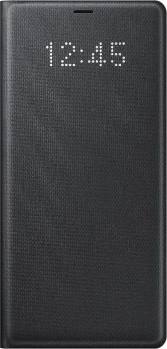 Samsung EF-NN950PBEG LED View Book Cover Schwarz für N950F Samsung Note 8