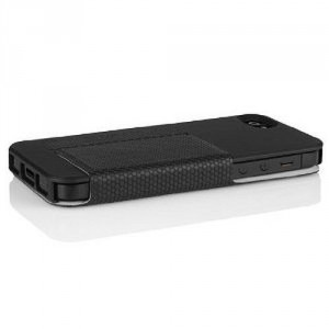 Incipio IPH-883 LGND Diary Cover Cover - iPhone 5/5S - schwarz
