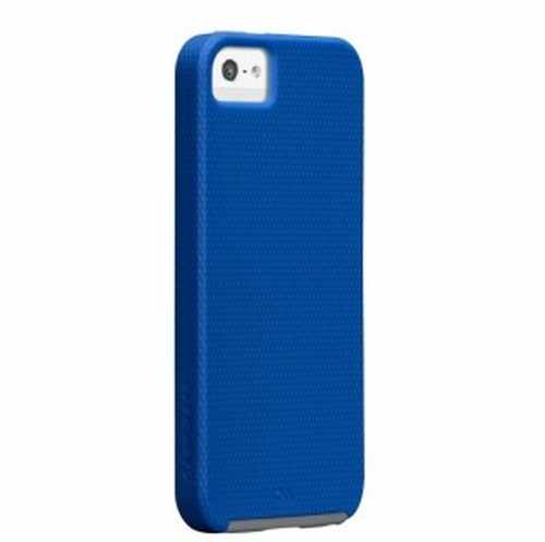 Case-Mate Tough Hülle Cover iPhone SE 5 5S blau grau